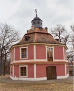 Zámeček Sv. Hubert
